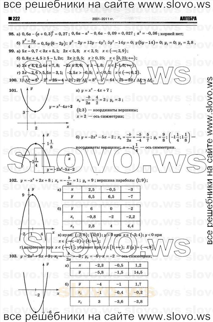 по нешков 7 скачать решебник алгебре макарычев миндюк класс