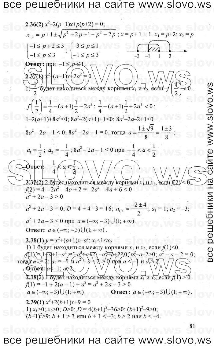 Решебник Для Учебника Математика Кузнецов