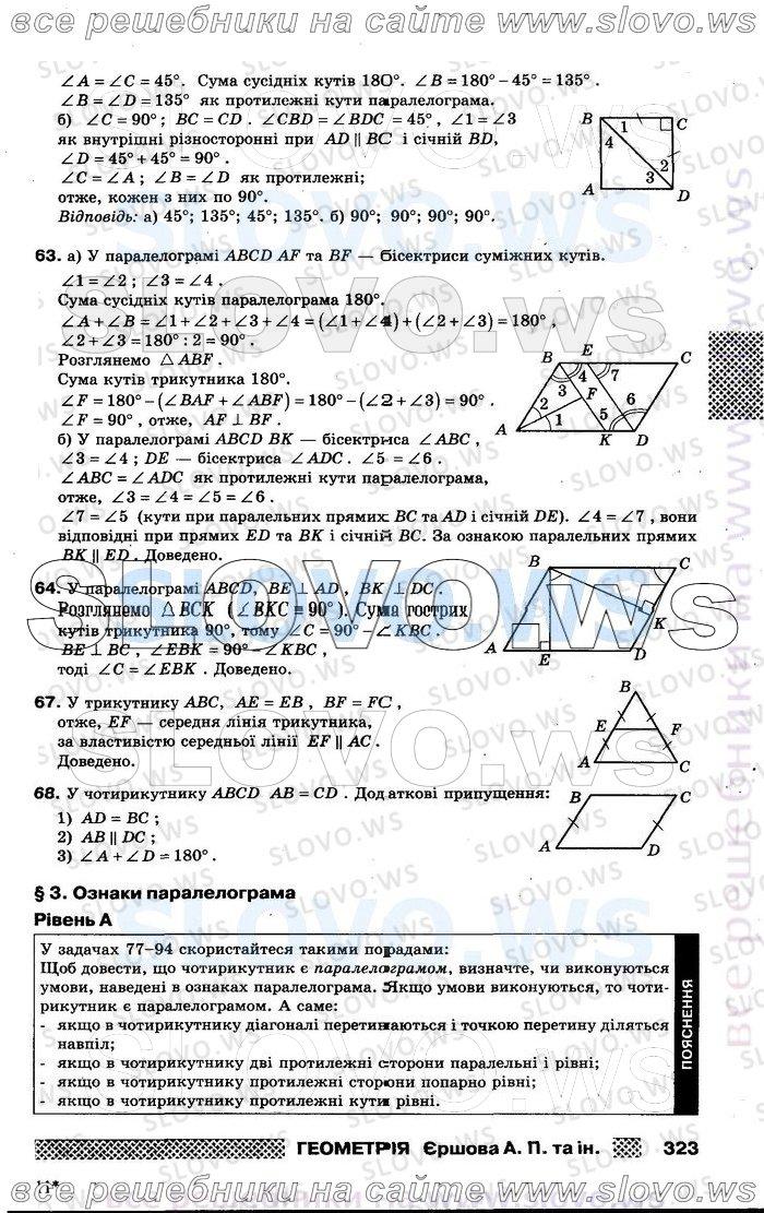 Контрольные Работы по Геометрии 7 Класс Гаврилова