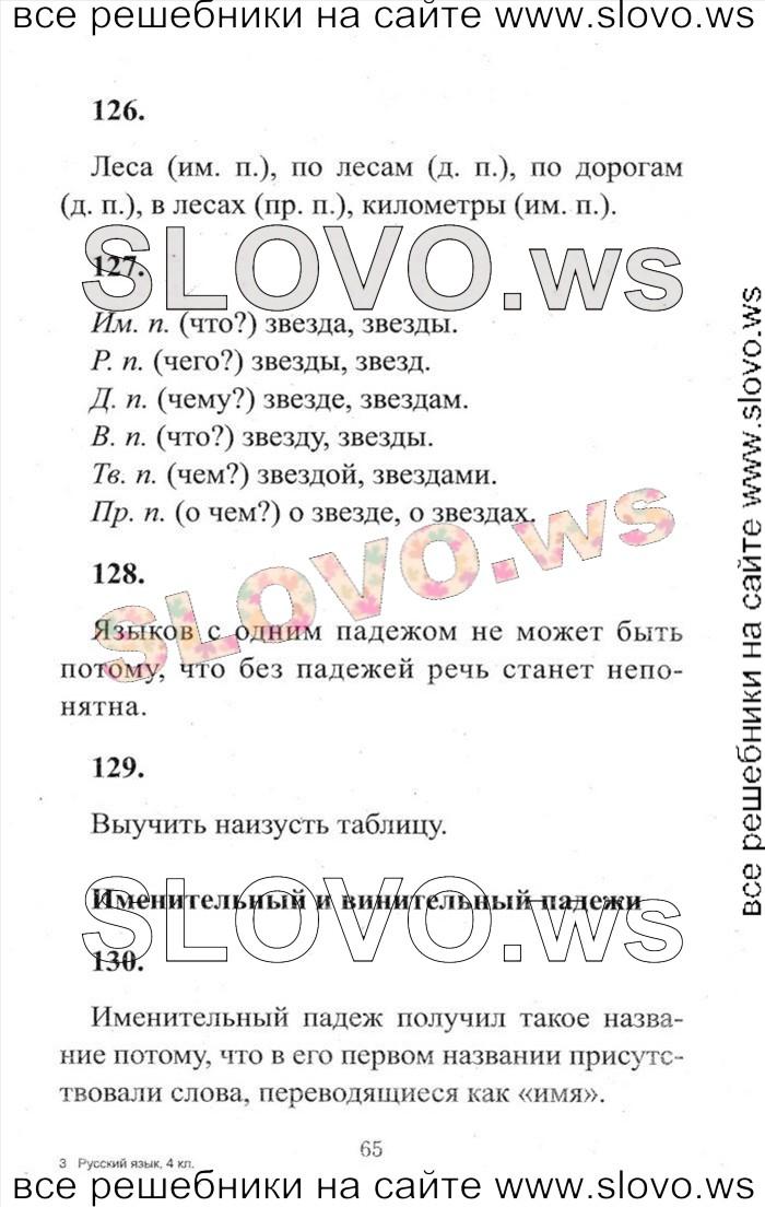И скачать не р.н.бунеев,е.в.бунеева т.д решебник язык русский класс 6