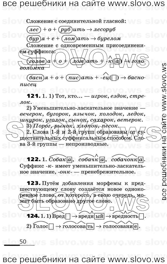 класс 8 разумовская язык лекант русский гдз и