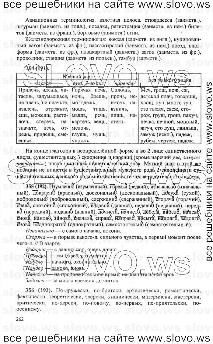 скачать решебник по русскому языку 10 класс а.и.власенков
