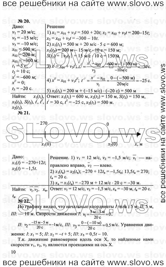 Физика рымкевич 10 11 pdf гдз