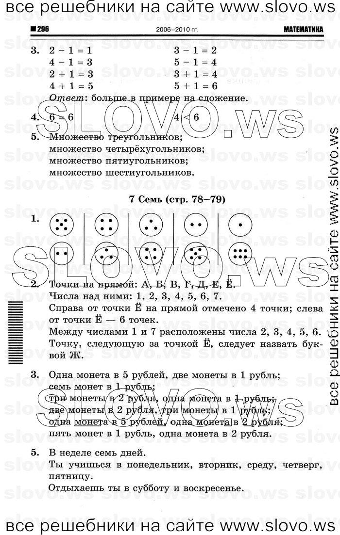 Алгебра 7 Класс Дорофеев ГДЗ 2006