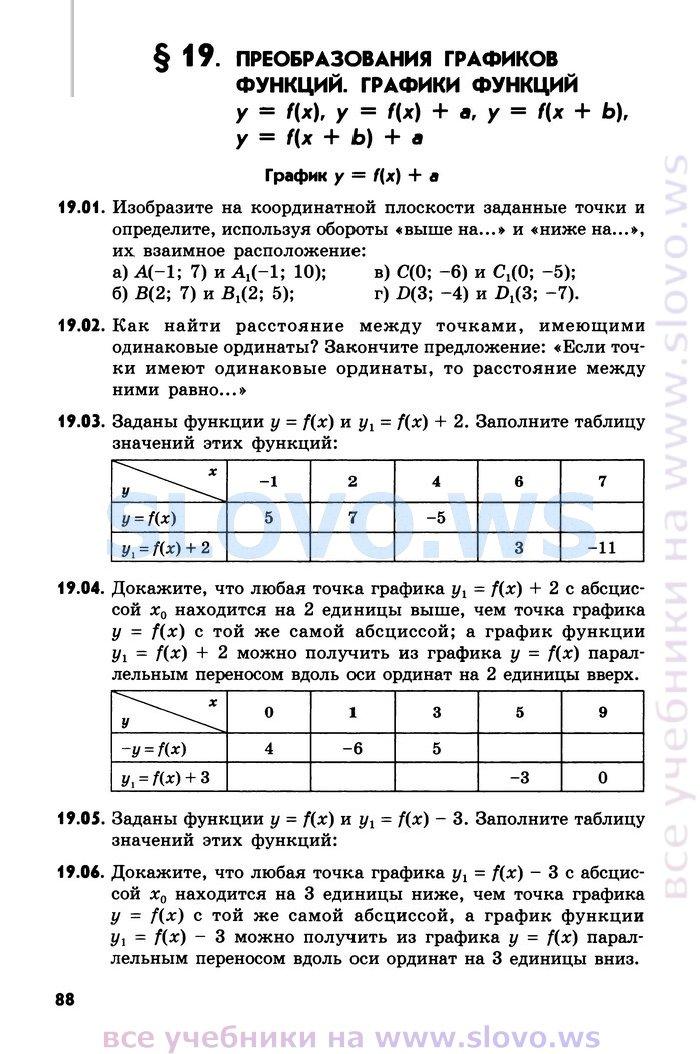 Гдз по алгебре 8 класс мордкович мегарешеба
