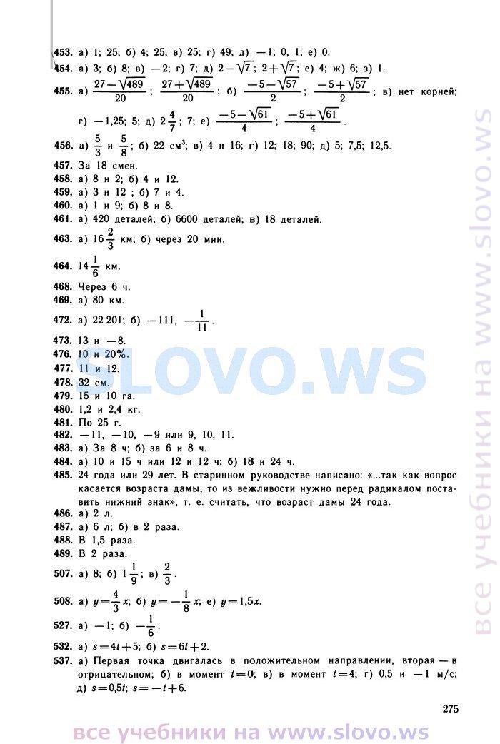 Календарно тематическое планирование в 10 11 классе по математике программа никольского