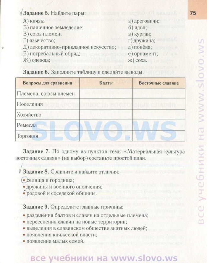 решебник история беларуси 8 класс