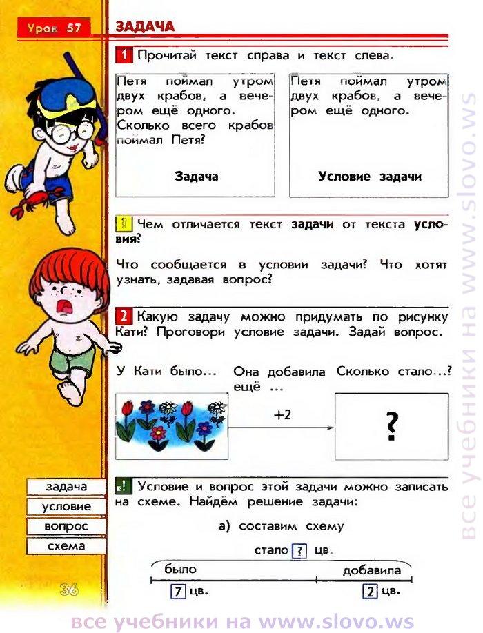Математика 1 класс демидова решение задач решение задач по логике для школьников