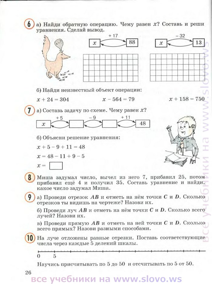 школа петерсон россии 2 класс решебник